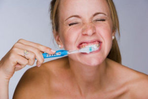 brushing your teeth important