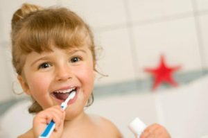 kid dental care