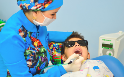 childs dental visit