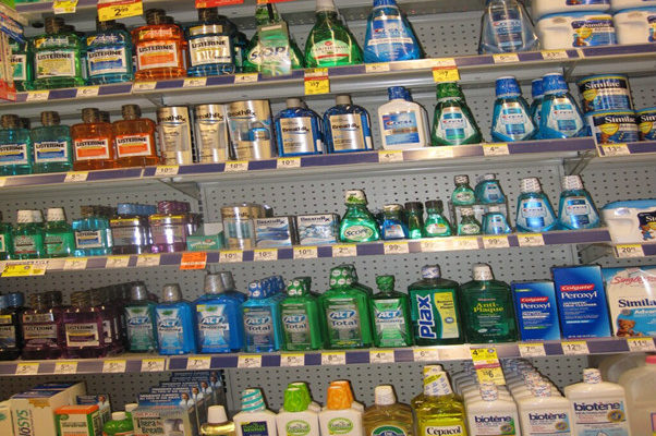 Types of Mouthwashes
